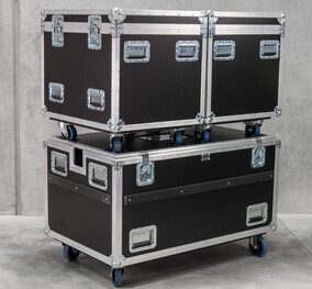 1200 Cadillac Case with 600 Cases